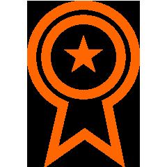 Pictogramme médaille
